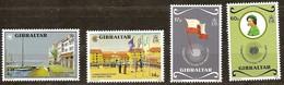 Gibraltar 1983 Yvertn° 467-470 *** MNH  Cote 3,50 Euro - Gibraltar