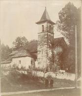 73 LA CHAPELLE SAINT MARTIN  église Photo  Format 100x 85 2scans - Other Municipalities