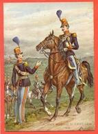 CAVALLERIA-SCUOLA APPLICAZIONE DI CAVALLERIA - Regimenten
