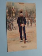 Artillerie à Pied - Troupe - Grande Tenue ( 12 ) ( Collection J. H ) Anno 1912 ( Voir Les Photo Svp Pour Detail ) ! - Uniformi