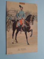 Hussards - Officier - Grande Tenue ( 16 ) ( Collection J. H ) Anno 1912 ( Voir Les Photo Svp Pour Detail ) ! - Uniformi