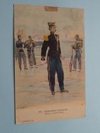 Infanterie Coloniale - Officier - Grande Tenue ( 15 ) ( Collection J. H ) Anno 1912 ( Voir Les Photo Svp Pour Detail ) ! - Uniformi
