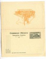 Mexico UNUSED AIRMAIL POSTAL CARD SAN JUAN TEOTIHUGAN PYRAMIDES - Mexico