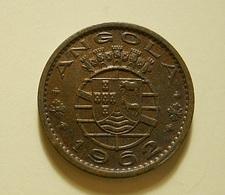 Portugal Angola 20 Centavos 1962 - Portugal
