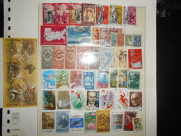 Collection , Urss 50 Timbres Obliteres - Timbres