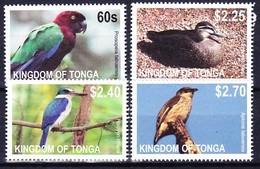 TONGA SERIE DE 2012 - OISEAUX, BIRDS ** - Tonga (1970-...)