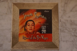 YMA SUMAC LEGEND OF THE SUN VIRGIN  25CM AMERICAIN 1952 - Jazz