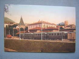 ITALIE - TRENTO - STAZIONE DEL TRAM - Trento