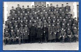 Carte Photo  -  Groupe De Soldats  - - War 1914-18