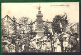 CHÂTILLON SUR SAÔNE  - 5 JUIN - - Other Municipalities