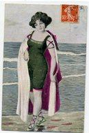 RAUH Ludwig - Femme Au Bain De Mer - Maillot - Mode - Illustrators & Photographers