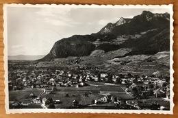 Aigle/ Timbre 1953 - VD Vaud