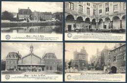 Huy - Belgique Historique - LOT De 16 Cartes Postales - Edition Desaix - Huy