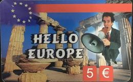 Paco \ GRECIA \ Remote Memory \ GR-PRE-HEL-0018 ? Retro \ Hello Europe \ Usata - Griekenland
