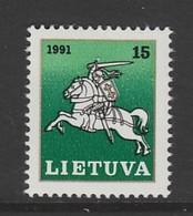 TIMBRE NEUF DE LITUANIE - GRAND DUC VITAUTAS N° Y&T 405 - Lituanie