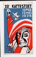 Ieper  20e KATTESTOET  1974 - Saisons & Fêtes
