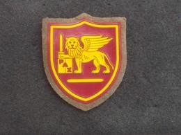 Scudetto Da Braccio SETAF (NATO) E.I. Anni '70 Originale Raro - Esercito