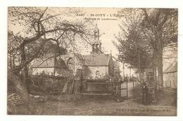 SAINT DIVY - L'église (environ De Landerneau) - Autres Communes