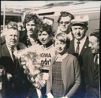 DE PANNE   1973  FOTO 10 X 10 CM - NOËL DEJONCKHEERE BIJ JUNIOREN - Ardooie