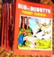 BD BOB ET BOBETTE ENSEMBLE DE 49 TITRES DIFFERENTS QQS  SOIREES DE LECTURES ETAT TRES MOYEN COMPLET - Bob Et Bobette