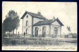 Cpa Du 77  Montry La Gare    YN23 - Sonstige Gemeinden