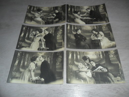 Couple ( 51 )   Koppel   Serie Van 6 Postkaarten - Serie De 6 Cartes Postales - Couples