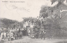 Aarschot-Aerschot-Ruines Des Anciens Remparts. - Aarschot
