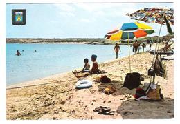 Spain - Formentera - Playa Es Pujols - Old View - Formentera
