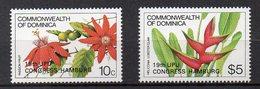 DOMINIQUE  Timbre Neuf ** De 1978  ( Ref 5833 )  Fleurs - Congrès UPU - Dominique (1978-...)