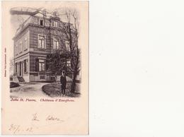 Jette St. Pierre:  Château D' Esseghem. - Jette