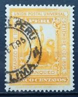 1895 PERU Liberty Issues Revolution Against General Caceres - Peru