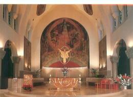 Cpsm -    Paris -    Eglise Saint Ferdinand Des Ternes ,vue Générale Du Choeur         H1399 - Eglises