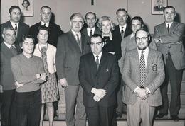 KRUISHOUTEM  1973  FOTO 14 X 10 CM -  FEESTKOMITE - Kruishoutem