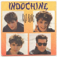 45 TOURS INDOCHINE ARIOLA 105727 KAO BANG / OKINAWA - Vinyl Records