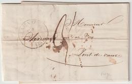 AA57 - Jura LAC Forges De Clairvaux, Cad T13 Clairvaux1844 - 1801-1848: Précurseurs XIX