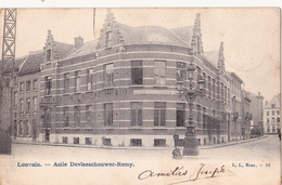 Leuven: Asile Devleeschouwer-Remy. - Leuven
