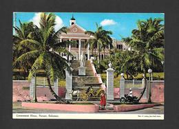 NASSAU - BAHAMAS - GOVERNMENT HOUSE - PHOTO E. LUDWIG  BY JOHN HINDE ORIGINAL - Bahamas