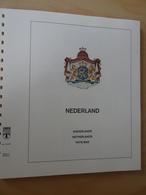 Niederlande Lindner T Falzlos 2005-2007 (6103) - Alben & Binder