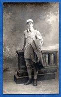 Carte Photo  - Soldat Français -- - War 1939-45