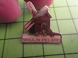 1218c Pin's Pins : Rare, Belle Qualité : THEME AUTRES / MOULIN A VENT LE MOULIN PELARD - Pin's
