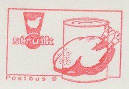 Meter Cut Netherlands 1966 Canned Chicken - Boerderij