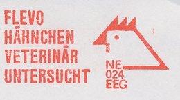 Meter Cut Netherlands 1984 Chicken Veterinary - Boerderij