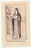 Jubilé D'Or Profession Religieuse Mère Marie-Agnes Immaculé Conception Monastère Ciney 1955 Sancta Coleta Edit Maredret - Images Religieuses