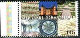 BRD - Mi 3204 - ** Postfrisch (I) - 145C  1250 Jahre Schwetzingen, Ausg. 02.01.2016 - Unused Stamps