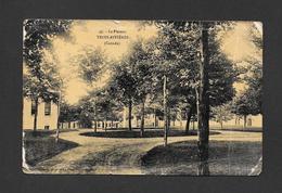 TROIS RIVIÈRES - QUÉBEC - TRÈS VIEILLE CARTE ÉCRITE EN 1919 - LE PLATEAU - Trois-Rivières