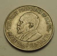 1969 - Kenya - Republic - 1 SHILLING - KM 14 - Kenya
