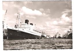 "Germany - Hamburg Harbour MS "" Hanseatic "" - Schiff - Ship - Dampfer - Paquebots"