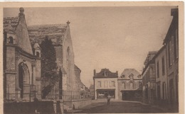 PLOMODIERN  PLACE DE L'EGLISE - Plomodiern