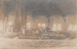 Savoie - Modane - Catastrophe Rotonde -  Locomotive Envahie Par Gravier - Modane