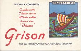 BUVARD - Produits D'Entretien GRISON - Drakkar 843 - Chaussures